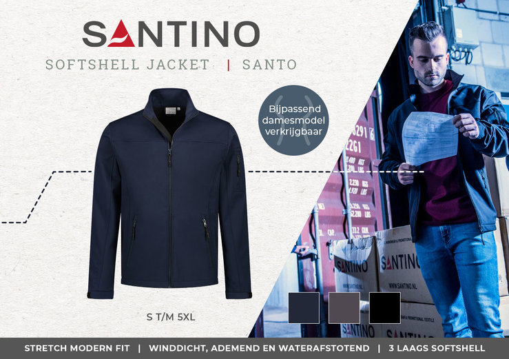 Softshell-Jacket-Santo