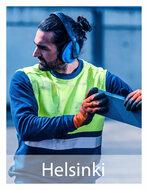 Helsinki-veiligheids-Sweater