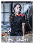 Poloshirt-Tivoli-Ladies