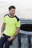 T-Shirt Tiësto  Real Navy / Roay Bleu  S t/m 5XL_