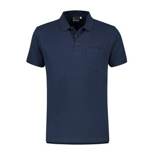 Santino Polo shirts Milan Navy XS  t/m 7XL