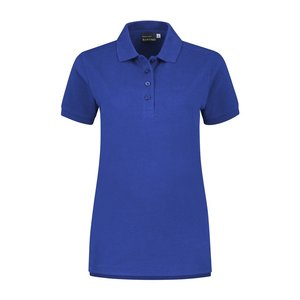 Santino Poloshirts Monza Ladies Royal Blue XS  t/m XXL