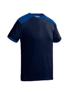 T-Shirt Tiësto  Real Navy / Roay Bleu  S t/m 5XL